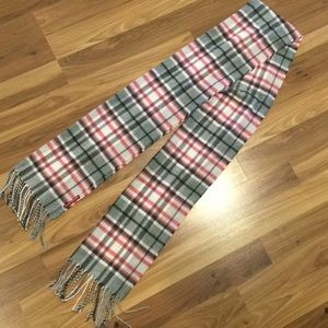 Flannel scarf ‼️